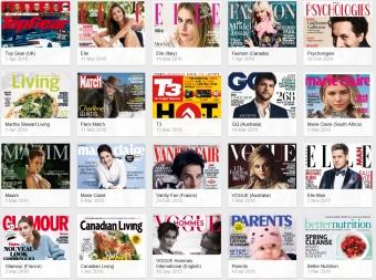 Pressreader international magazines and newspapers